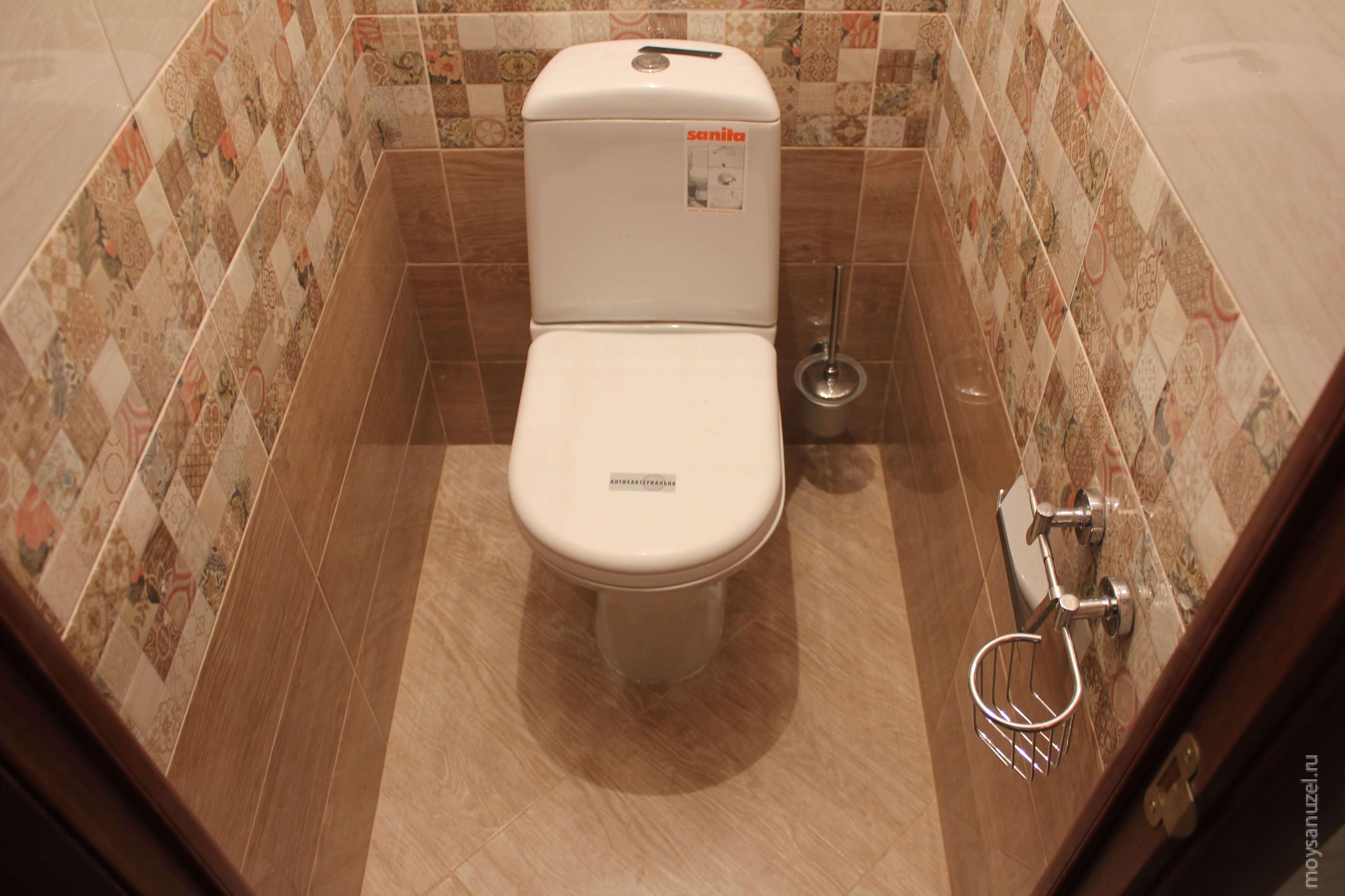 напольный туалет