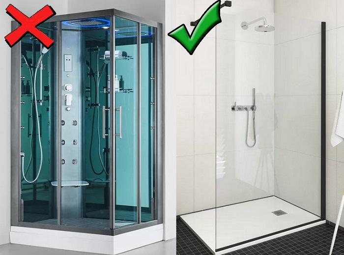 Антитренды в интерьере ванной