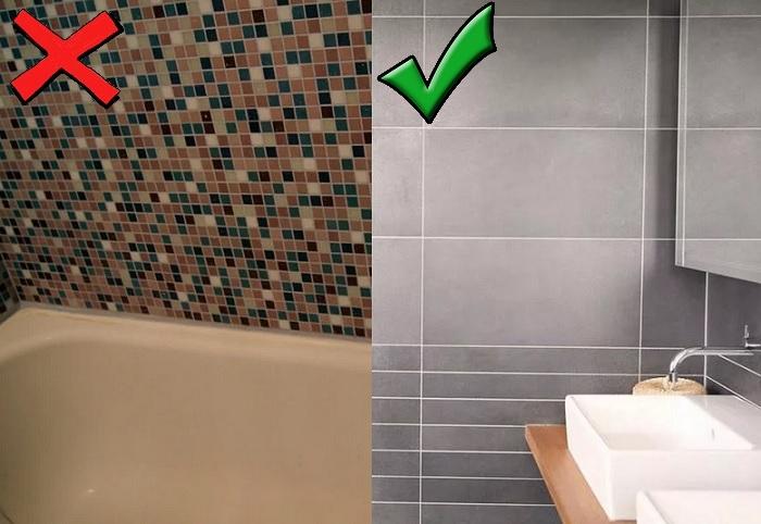 Антитренды в ванной