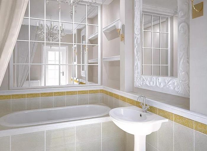 Дизайн ванной в Москве