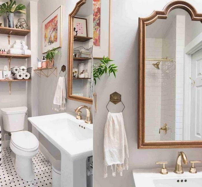 Дизайн ванной декор