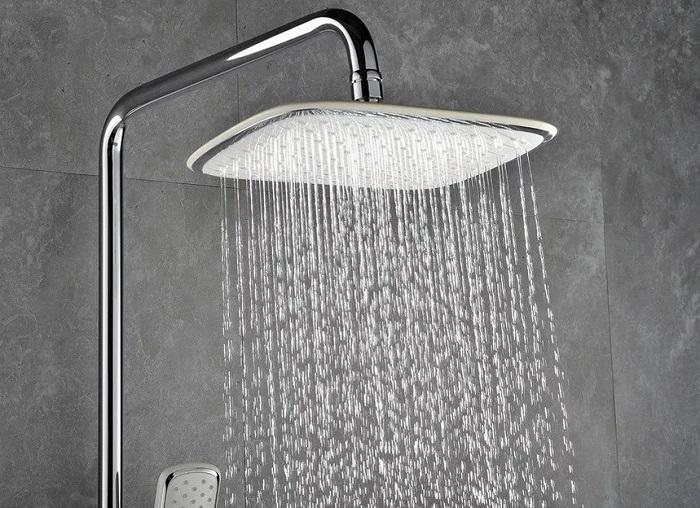 стационарный душ