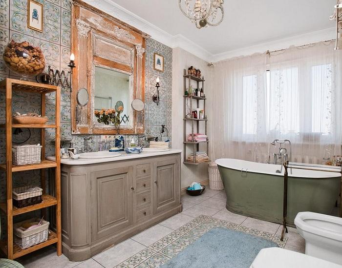 комната в голландском стиле