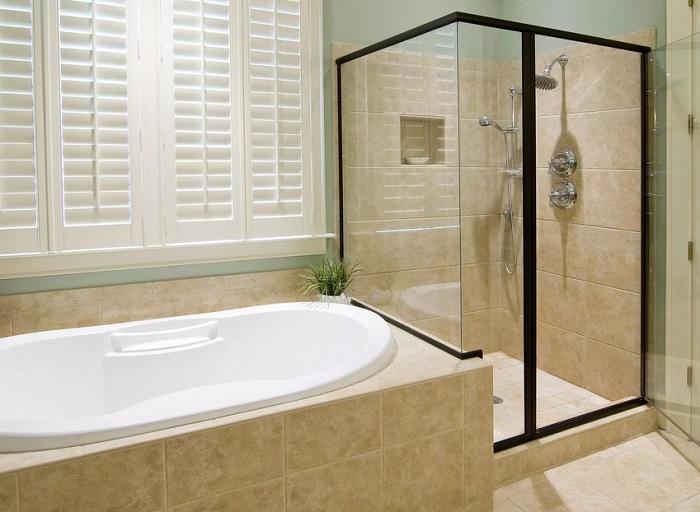 как расширить пространство ванной комнаты