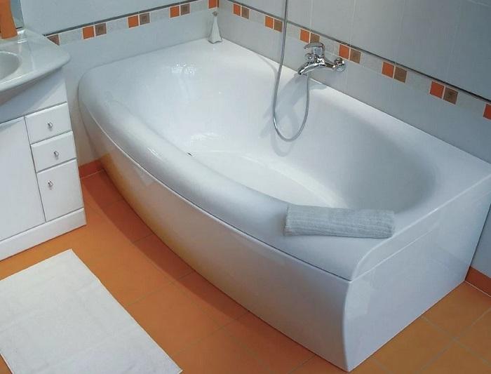 как выбрать акриловую ванну