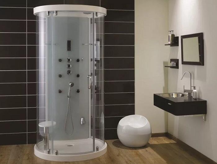 как выбрать душевую кабину в ванную комнату