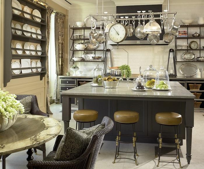 кухня в голландском стиле