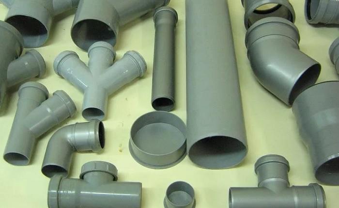 Разводка труб канализации в санузле
