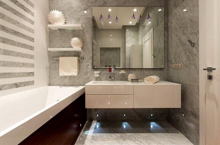 организация ванной