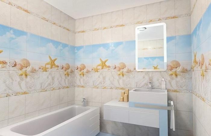 Пластиковые пвх панели в ванной