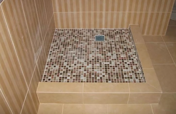 Подиум в ванной