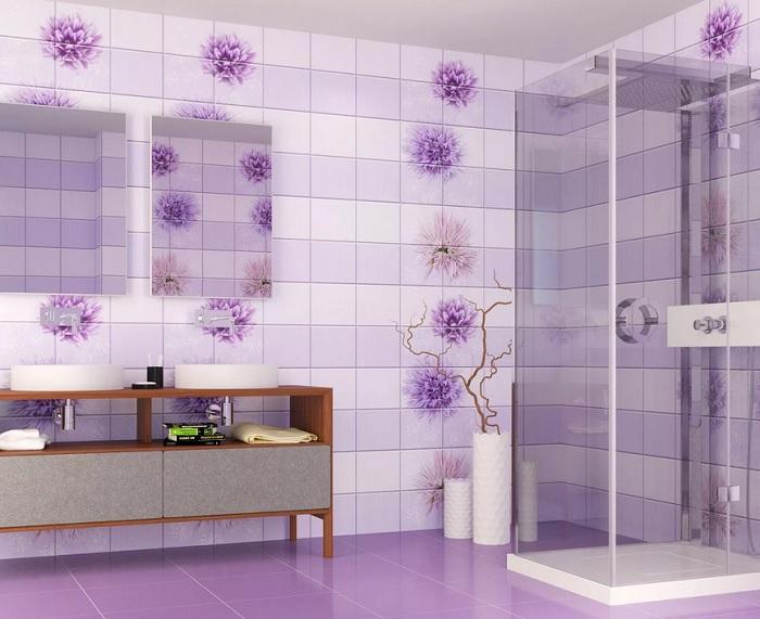 пвх-панели в ванной