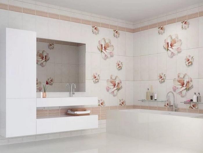 пвх-панели в ванной комнате
