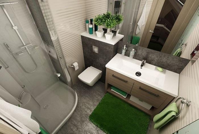 ремонт ванной организация пространства