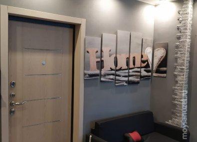 Ремонт студии в Некрасовке