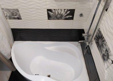 Ремонт ванной комнаты метро Лухмановская