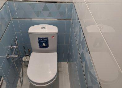 Ремонт ванной и туалета в Бутово