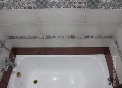 ремонт ванны и санузла в москве