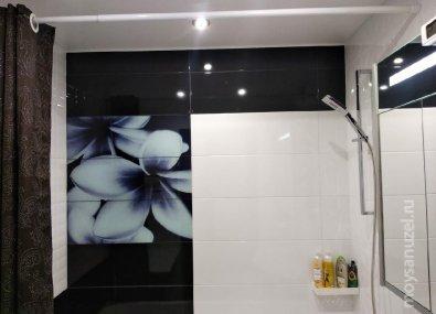 Ремонт ванной комнаты и туалета в Москве