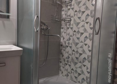 Ремонт ванной комнаты и туалета м.Медведково