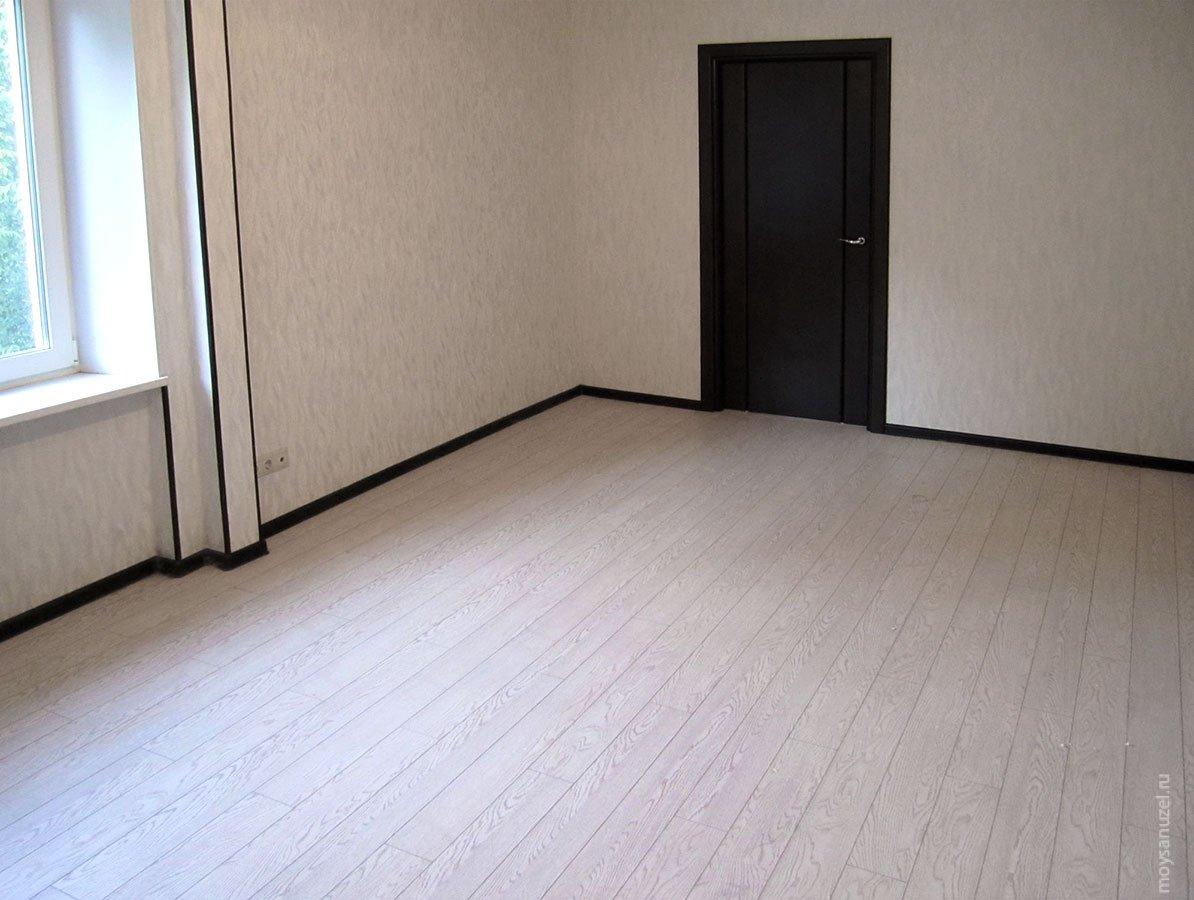 одна из комнат в квартире