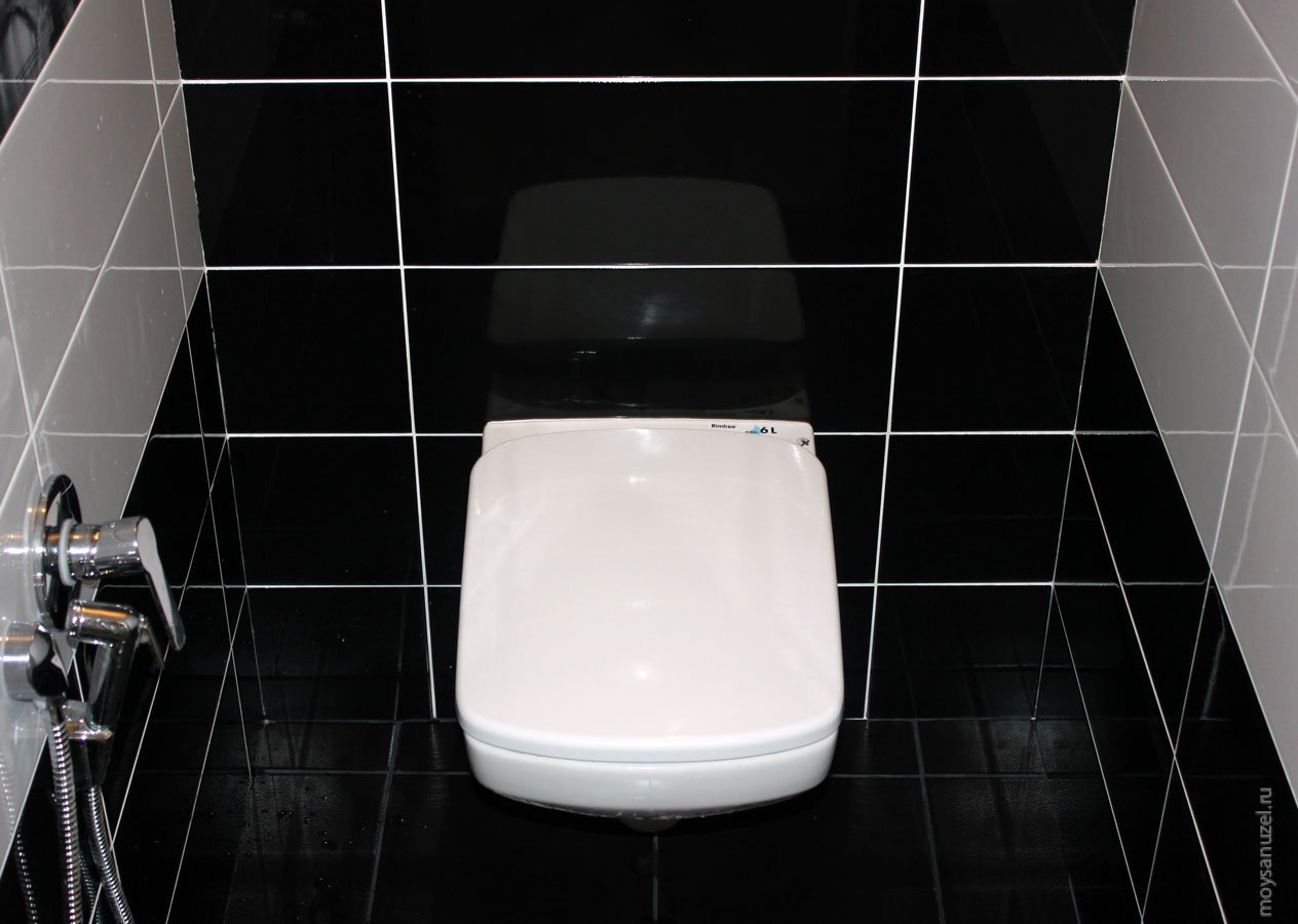 Люблино, ремонт туалета