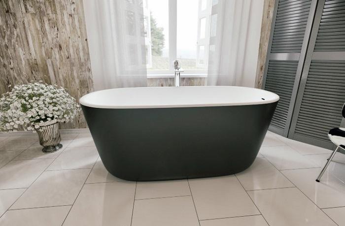 ванна в санузле