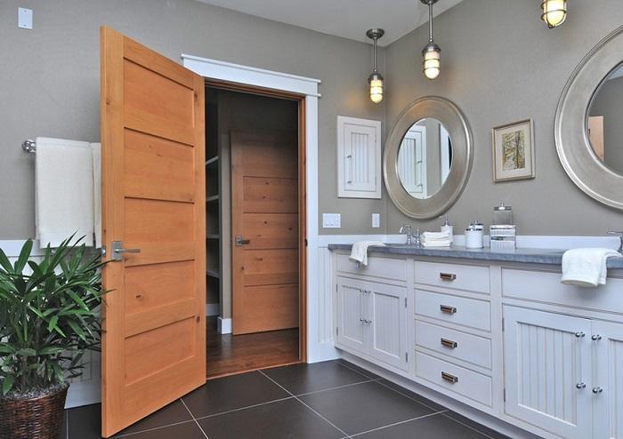 ванная двери