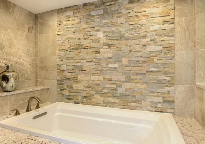ванная камень фарфор