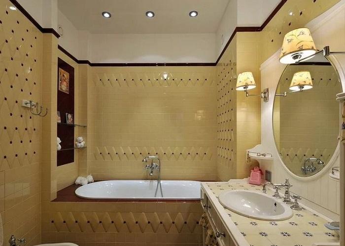 ванная ремонт в москве