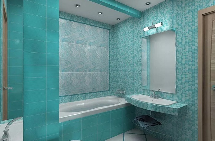 Выравнивание стен в ванной комнате